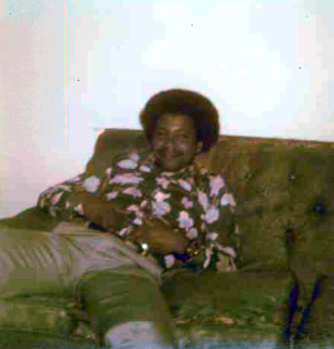 Lounging Young Al