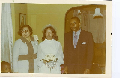 Louise And Her Mother And Father